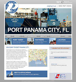 Panama City Port Authority Marine Trade C