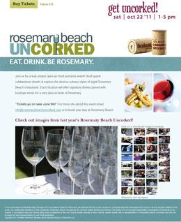 Rosemary Beach Cottage Rentals
