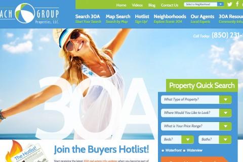 The Beach Group Properties, LLC.