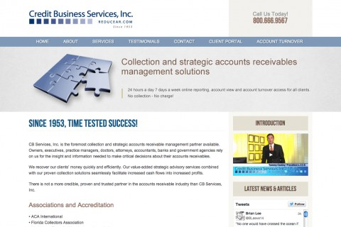 Credit Business Services, Inc.