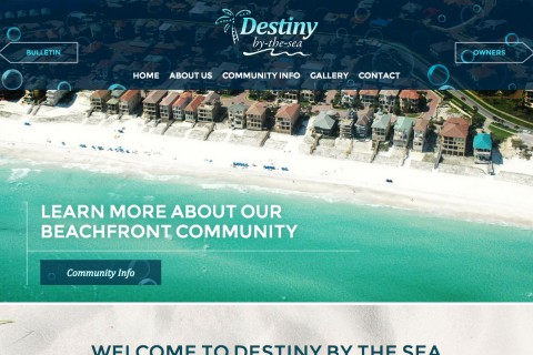 Destiny by the Sea Homeowners Association