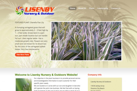 Lisenby Nursery